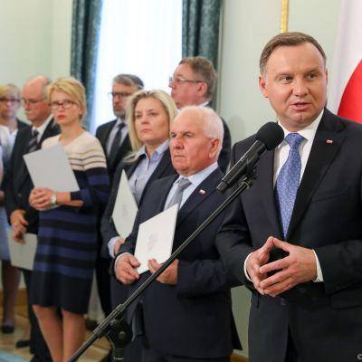 Pan Prezes Stanisław Jarosz powołany do Rady ds. Przedsiębiorczości przez Prezydenta RP Andrzeja Dudę - 1